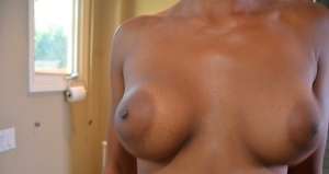 Perky Black Tits Pictures