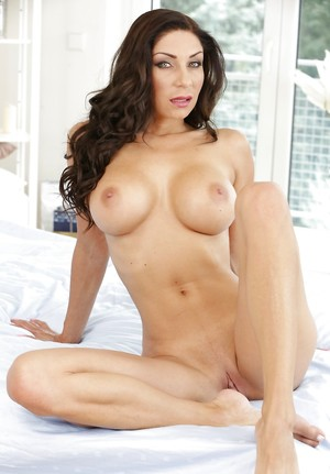 Perky Brunette Pictures