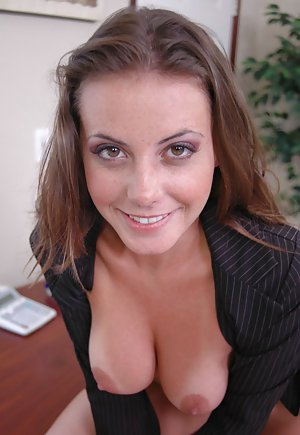 Secretary Boobs Pictures