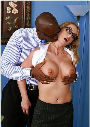 Secretary Boobs Pictures